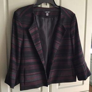 Nine West Jacket ADORABLE Size 12